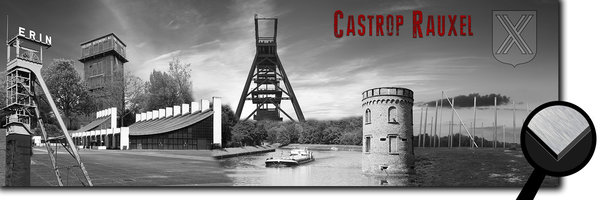 Castrop-Rauxel Collage 2 - s/w