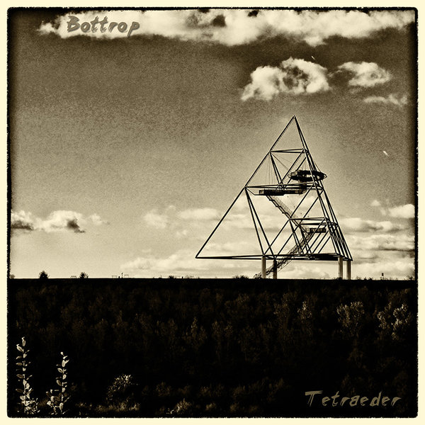 Bottrop Retro Tetraeder